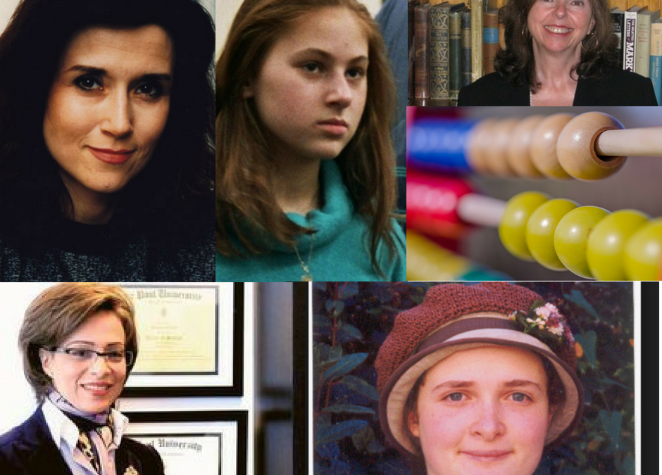 Some of the Smartest Women in the World