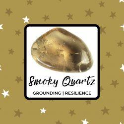 Smoky Quartz IG