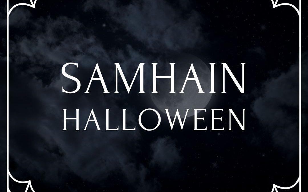 Scary Samhain and Halloween